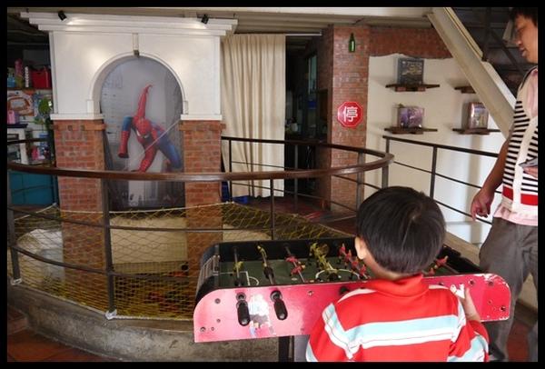 聖彼得堡遊戲主題餐廳(東海七巷遊戲主題餐廳):(台中餐廳)玩具無限玩<聖彼得堡遊戲主題餐廳>